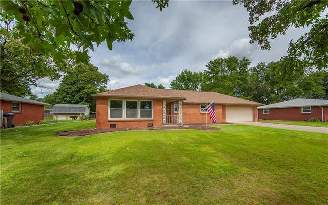 624 Imy Lane, Anderson, IN 46013 (MLS #21731181) :: David Brenton's Team