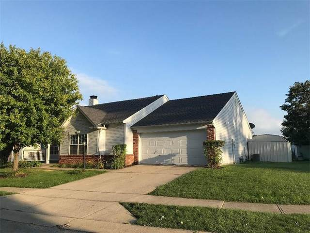 6441 Meadowpond Way, Indianapolis, IN 46235 (MLS #21731188) :: Mike Price Realty Team - RE/MAX Centerstone
