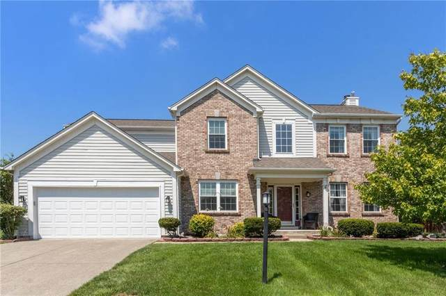 134 E Bloomfield Lane E, Westfield, IN 46074 (MLS #21731190) :: The Indy Property Source