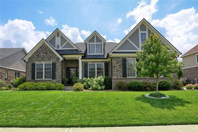 6153 Roxburgh Place, Noblesville, IN 46062 (MLS #21731195) :: Mike Price Realty Team - RE/MAX Centerstone