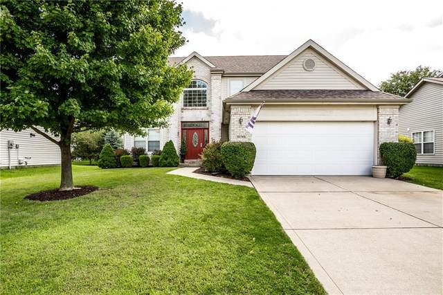 10745 Alyssa Way, Fishers, IN 46037 (MLS #21731205) :: AR/haus Group Realty