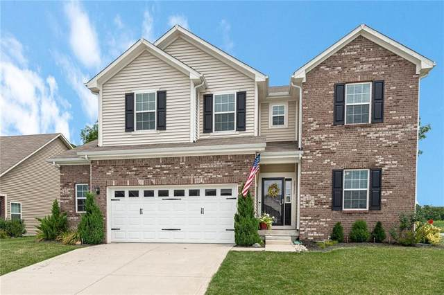 18111 Pennsy Way, Westfield, IN 46074 (MLS #21731210) :: The Indy Property Source