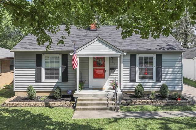 195 N Routiers Avenue, Indianapolis, IN 46219 (MLS #21731211) :: David Brenton's Team