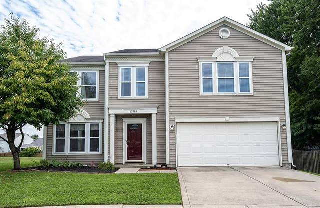 13285 Loyalty Drive, Fishers, IN 46037 (MLS #21731214) :: Mike Price Realty Team - RE/MAX Centerstone
