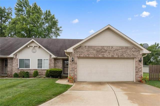 709 Silver Fox Court, Indianapolis, IN 46217 (MLS #21731225) :: Anthony Robinson & AMR Real Estate Group LLC