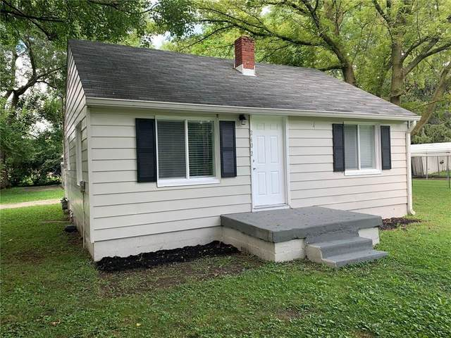 2402 N Irwin Street, Indianapolis, IN 46219 (MLS #21731226) :: Heard Real Estate Team | eXp Realty, LLC