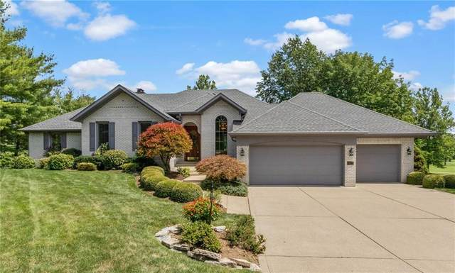 1677 E Durham Drive, Martinsville, IN 46151 (MLS #21731228) :: The Indy Property Source