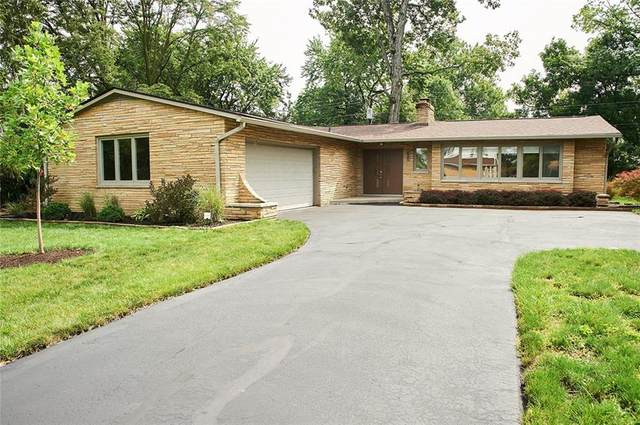 6457 Green Leaves Road, Indianapolis, IN 46220 (MLS #21731235) :: AR/haus Group Realty