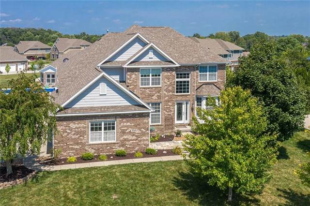 4525 Hickory Ridge Boulevard, Greenwood, IN 46143 (MLS #21731245) :: Mike Price Realty Team - RE/MAX Centerstone
