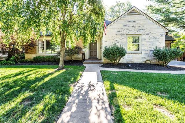 5845 Carrollton Avenue, Indianapolis, IN 46220 (MLS #21731251) :: Mike Price Realty Team - RE/MAX Centerstone