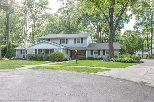 2700 W Berkshire Drive, Muncie, IN 47304 (MLS #21731256) :: Richwine Elite Group
