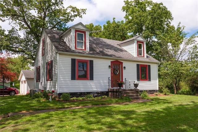 4509 S Madison Avenue, Anderson, IN 46013 (MLS #21731274) :: AR/haus Group Realty