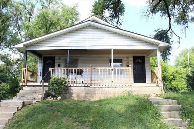 14 S Euclid Avenue, Indianapolis, IN 46201 (MLS #21731308) :: AR/haus Group Realty