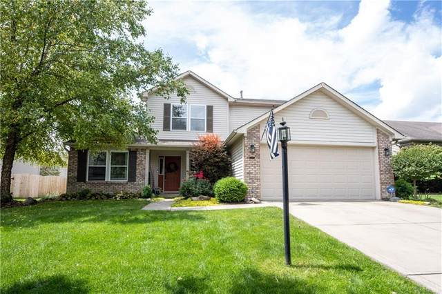 15917 Arbor Grove Boulevard, Noblesville, IN 46060 (MLS #21731316) :: Mike Price Realty Team - RE/MAX Centerstone