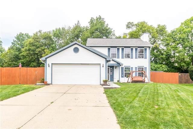 490 W Harriman Avenue, Bargersville, IN 46106 (MLS #21731343) :: The Indy Property Source