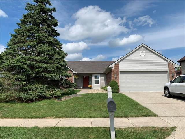 7445 E Cobblestone Drive, Indianapolis, IN 46236 (MLS #21731349) :: AR/haus Group Realty