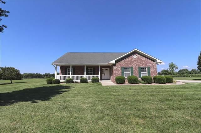 6172 Jennifer Lyn Lane N, Mooresville, IN 46158 (MLS #21731375) :: The Indy Property Source