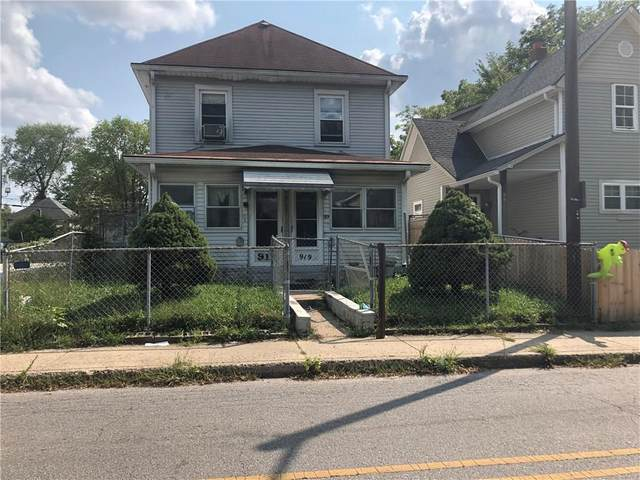 917 W 27th Street #917, Indianapolis, IN 46208 (MLS #21731377) :: Mike Price Realty Team - RE/MAX Centerstone