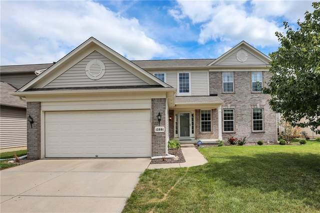 13991 Avalon Boulevard, Fishers, IN 46037 (MLS #21731383) :: The Indy Property Source
