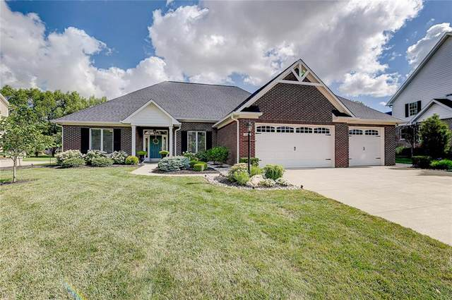 16406 Stony Ridge Drive, Noblesville, IN 46060 (MLS #21731385) :: The Indy Property Source