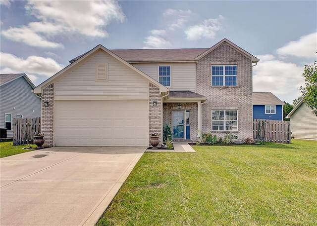 1146 W Limestone Way, Fortville, IN 46040 (MLS #21731387) :: Mike Price Realty Team - RE/MAX Centerstone