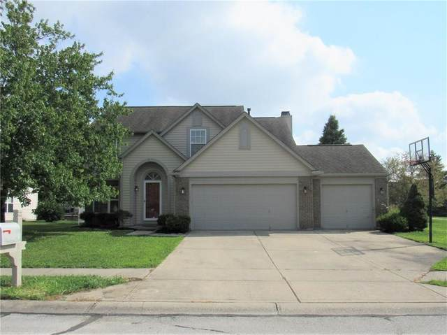 7911 Thornberry Court, Avon, IN 46123 (MLS #21731389) :: Mike Price Realty Team - RE/MAX Centerstone