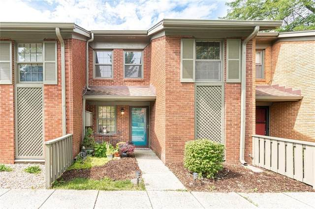 5266 Whisperwood Lane #259, Indianapolis, IN 46226 (MLS #21731392) :: AR/haus Group Realty