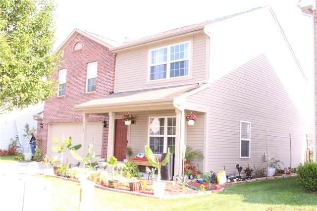 8327 Sotheby Drive, Indianapolis, IN 46239 (MLS #21731404) :: David Brenton's Team