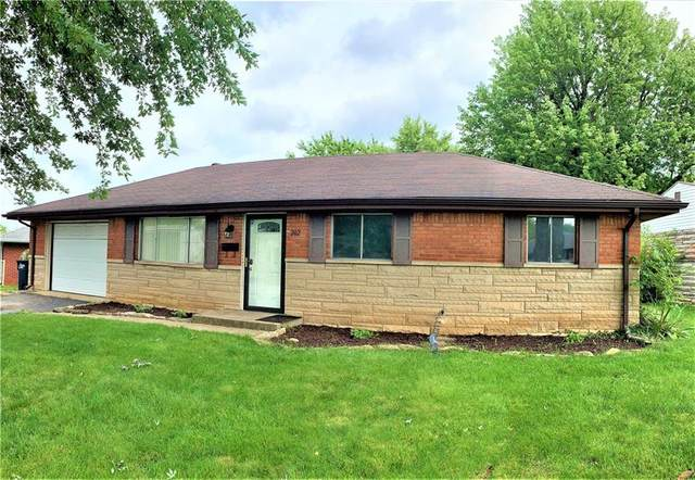 202 Grovewood Drive, Beech Grove, IN 46107 (MLS #21731414) :: Anthony Robinson & AMR Real Estate Group LLC