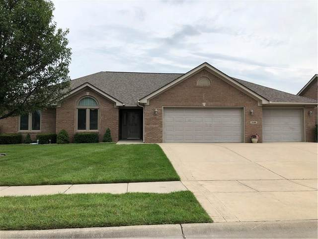 5124 E Hyde Court, Columbus, IN 47203 (MLS #21731417) :: Mike Price Realty Team - RE/MAX Centerstone