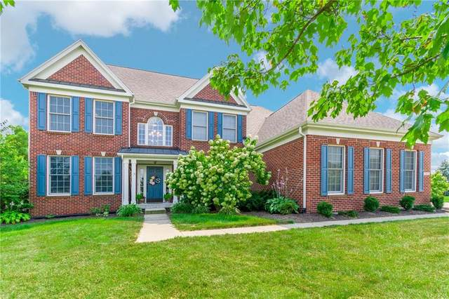 3965 Stonington Place, Zionsville, IN 46077 (MLS #21731423) :: Anthony Robinson & AMR Real Estate Group LLC