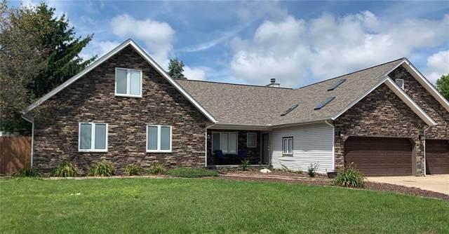 4226 Mayflower Drive, Lafayette, IN 47909 (MLS #21731456) :: The ORR Home Selling Team
