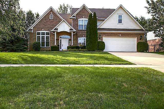 7410 Sunset Ridge Parkway, Indianapolis, IN 46259 (MLS #21731460) :: Mike Price Realty Team - RE/MAX Centerstone