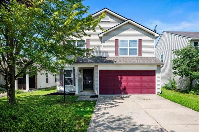 15455 Wandering Way, Noblesville, IN 46060 (MLS #21731468) :: Anthony Robinson & AMR Real Estate Group LLC