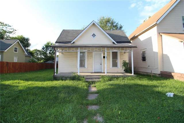 1156 Eugene Street, Indianapolis, IN 46208 (MLS #21731484) :: Mike Price Realty Team - RE/MAX Centerstone