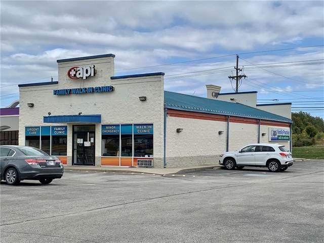 1641 S Us Highway 231, Crawfordsville, IN 47933 (MLS #21731496) :: Ferris Property Group