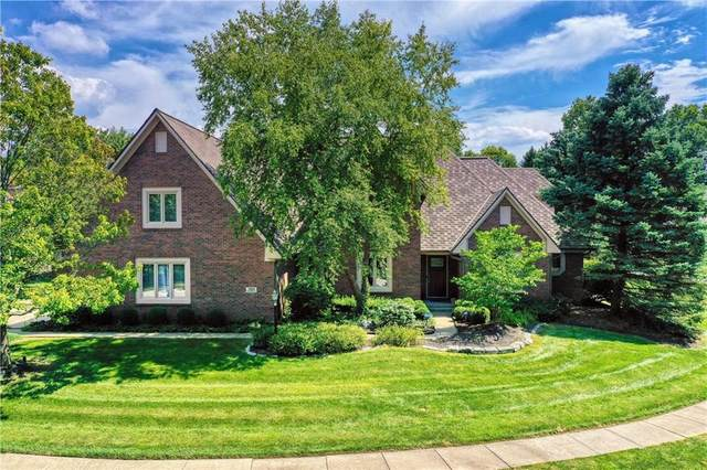 7011 Bluffridge Place, Indianapolis, IN 46278 (MLS #21731499) :: Mike Price Realty Team - RE/MAX Centerstone