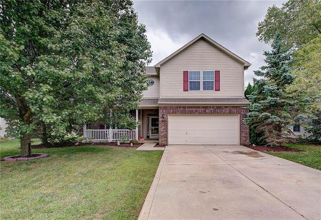 17009 Lakeville Crossing, Westfield, IN 46074 (MLS #21731500) :: Anthony Robinson & AMR Real Estate Group LLC