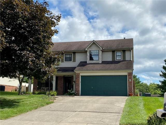 1009 Crimson King Parkway, Mooresville, IN 46158 (MLS #21731509) :: The Indy Property Source