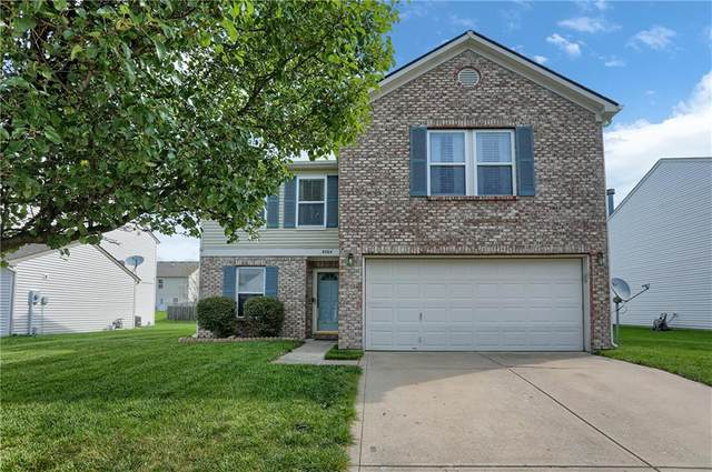 8764 Blooming Grove, Camby, IN 46113 (MLS #21731521) :: David Brenton's Team