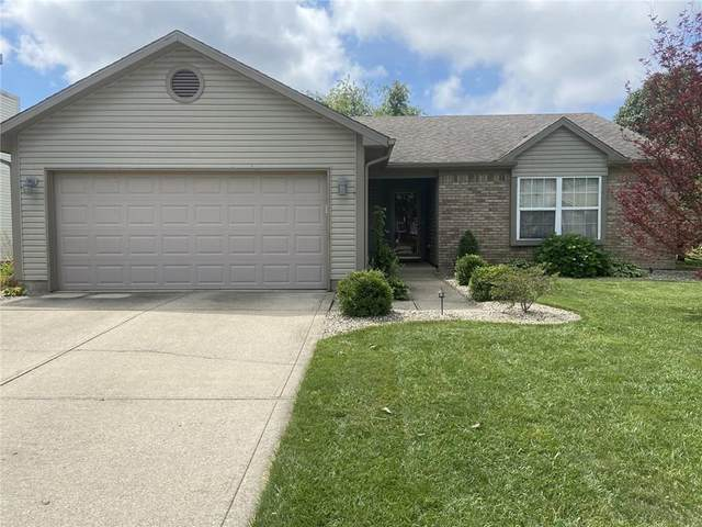 1921 Misty Autumn Court, Kokomo, IN 46901 (MLS #21731533) :: Anthony Robinson & AMR Real Estate Group LLC