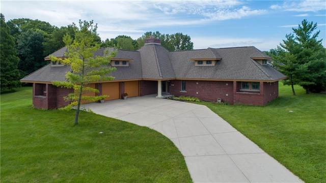 33 Woodfield, Danville, IN 46122 (MLS #21731570) :: Richwine Elite Group