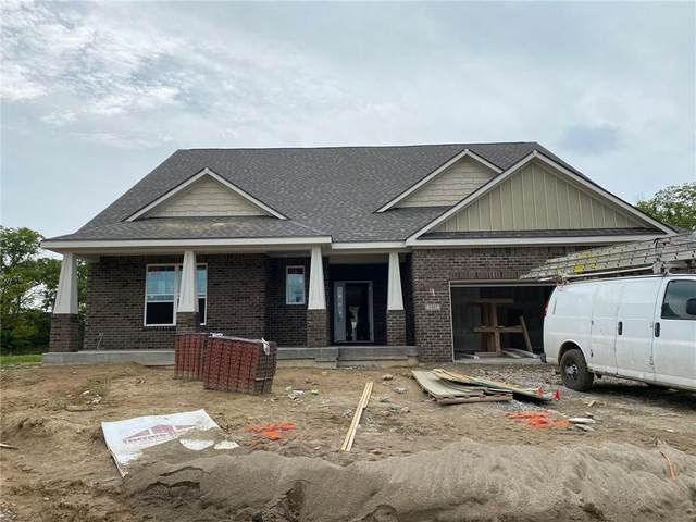 3543 Lynnhaven Circle, Bargersville, IN 46106 (MLS #21731574) :: Mike Price Realty Team - RE/MAX Centerstone