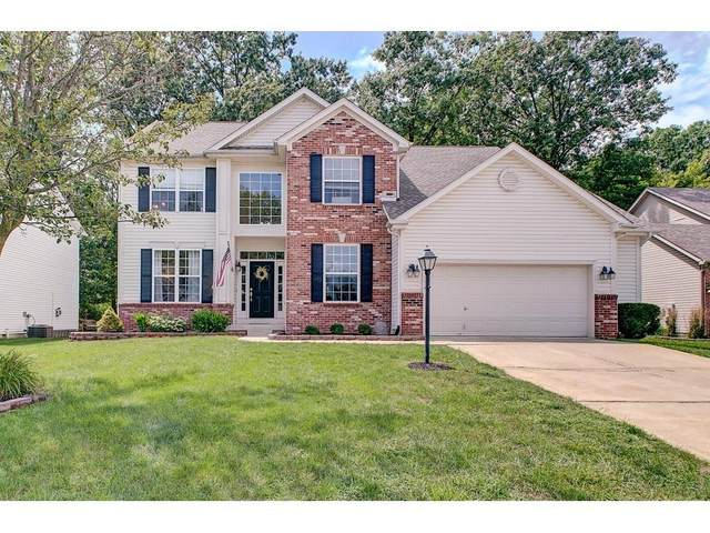6412 Timber Leaf Lane, Indianapolis, IN 46236 (MLS #21731578) :: Anthony Robinson & AMR Real Estate Group LLC