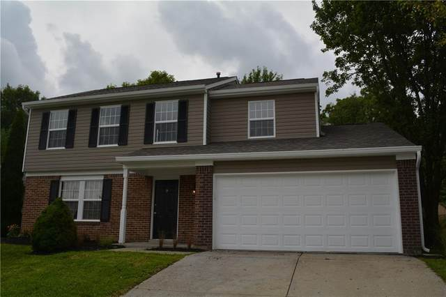11549 E Boone Drive, Indianapolis, IN 46229 (MLS #21731581) :: David Brenton's Team