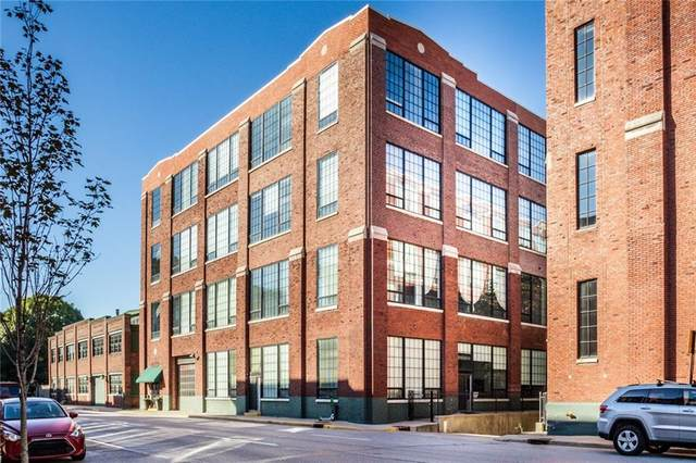 630 N College Avenue #403, Indianapolis, IN 46204 (MLS #21731583) :: Mike Price Realty Team - RE/MAX Centerstone