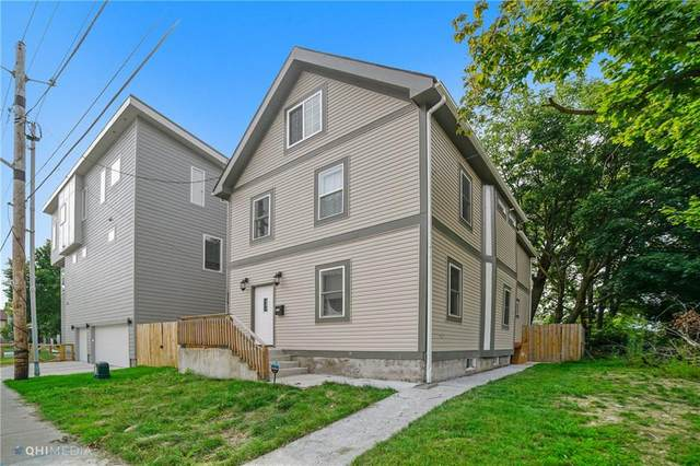 629 E 25th Street, Indianapolis, IN 46205 (MLS #21731585) :: The Indy Property Source