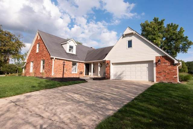 3163 Fairway Court, Greenwood, IN 46143 (MLS #21731586) :: Mike Price Realty Team - RE/MAX Centerstone