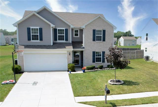 1806 Jessica Drive, Indianapolis, IN 46239 (MLS #21731596) :: Mike Price Realty Team - RE/MAX Centerstone
