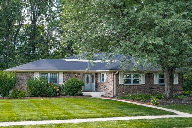 7120 Fulham Drive, Indianapolis, IN 46250 (MLS #21731608) :: AR/haus Group Realty